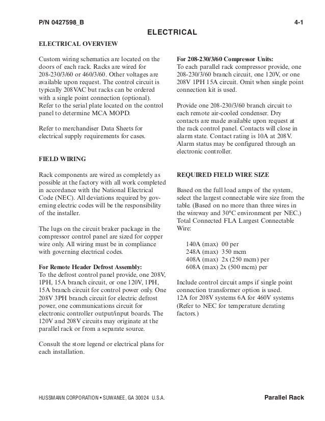 hussman rack installation manual 51 638?cb=1432203524 hussman rack installation manual  at readyjetset.co