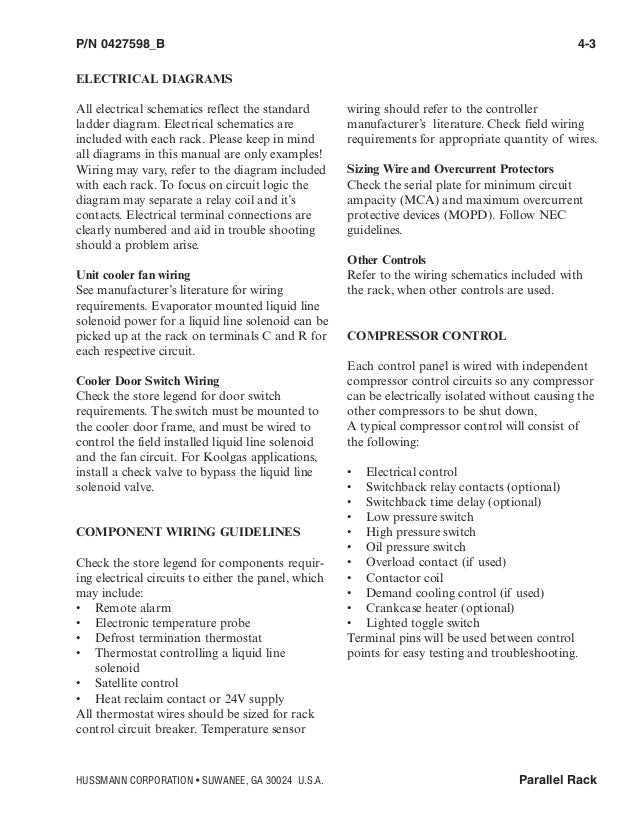 hussman rack installation manual 53 638?cb=1432203524 hussman rack installation manual  at readyjetset.co