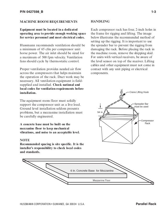 hussman rack installation manual 9 638?cb=1432203524 hussman rack installation manual hussmann rl5 wiring diagram at gsmx.co