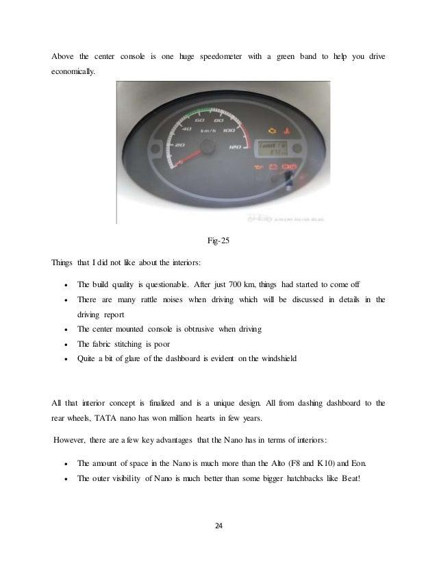 Automobile design final