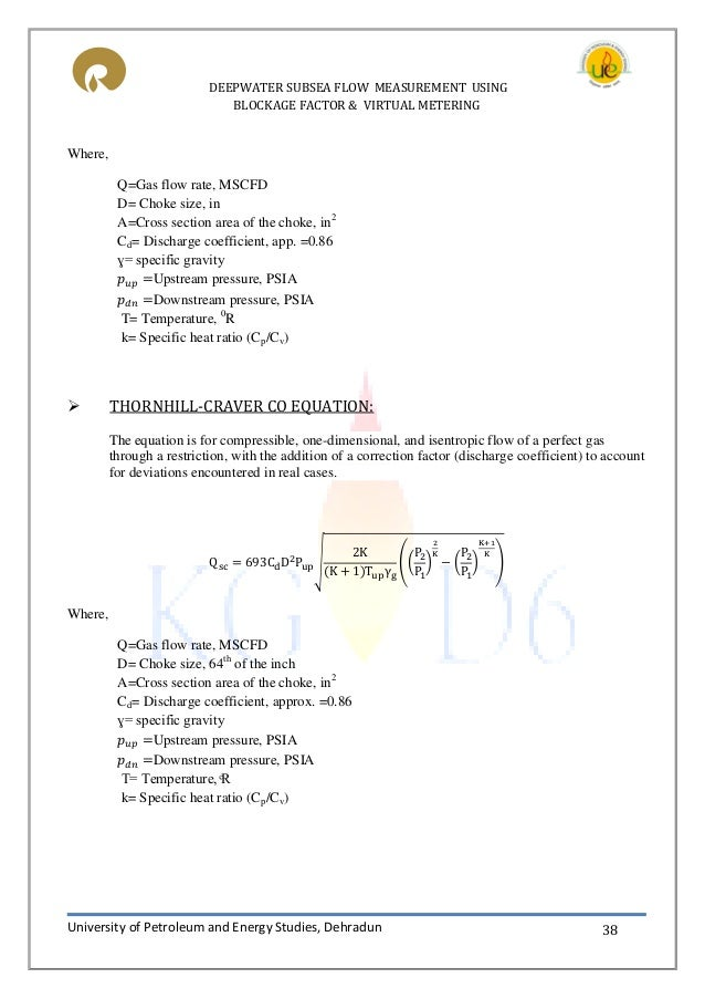 flow measurement report Applied fluid mechanics c6mkii fluid friction  head loss due to fluid friction and velocity for flow of  head devices in the measurement of flow rate.