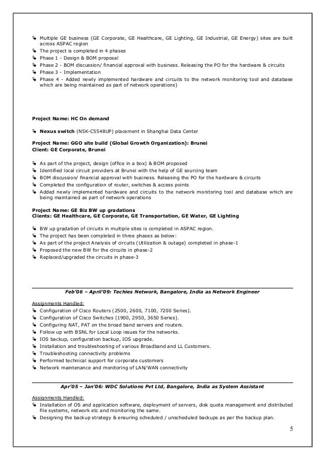 Attractive Ge Energy Resume Adornment - Administrative Officer Cover ...