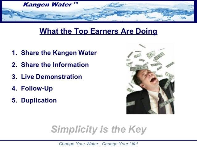 Kangen Water Business Presentation 2015