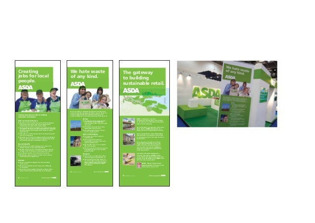 key stakeholders of asda Asda 1 of 5 course: bse 3520 – principles of management & leadership   identification of key stakeholders and social/ethical responsibilities associated  with.