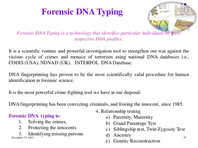 Forensic DNA Typing-M. Asif