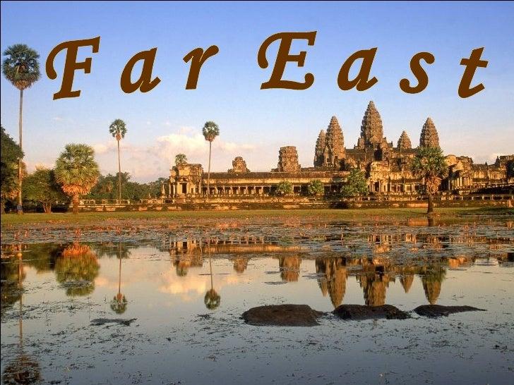 Angkor Wat at Sunset, Cambodia F a r  E a s t