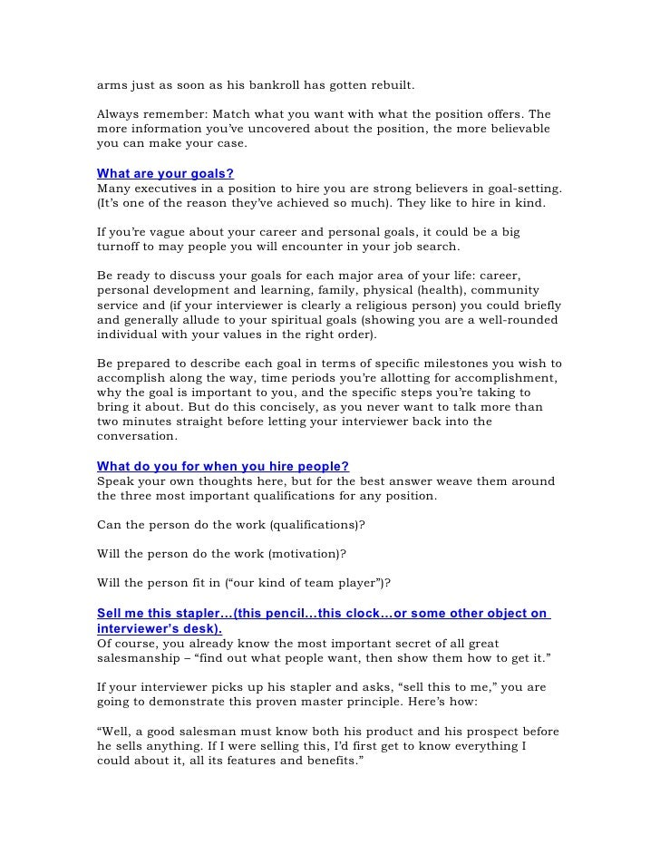 64 hr-job-interview-questions-and-answers