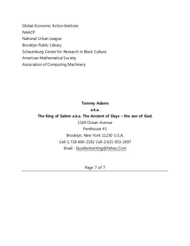 Black Law Student Association Resume