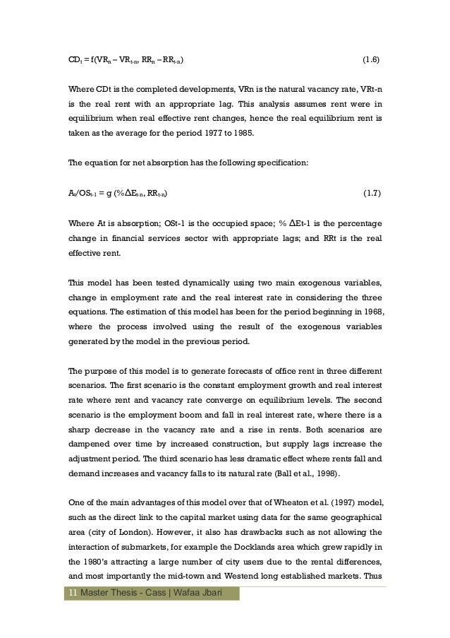 thesis on profitability improvement in the Determination of the impact of working capital management on profitability:  improvement of its turnover of cash,.