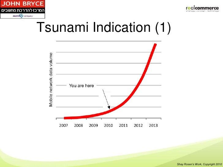 Tsunami Indication (1)                         Shay Rosen's Work, Copyright 2010