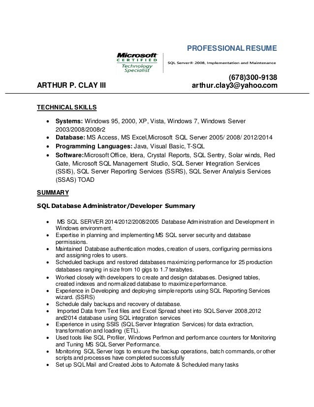 professional resume 678300 9138 arthur p clay iii arthurclay3