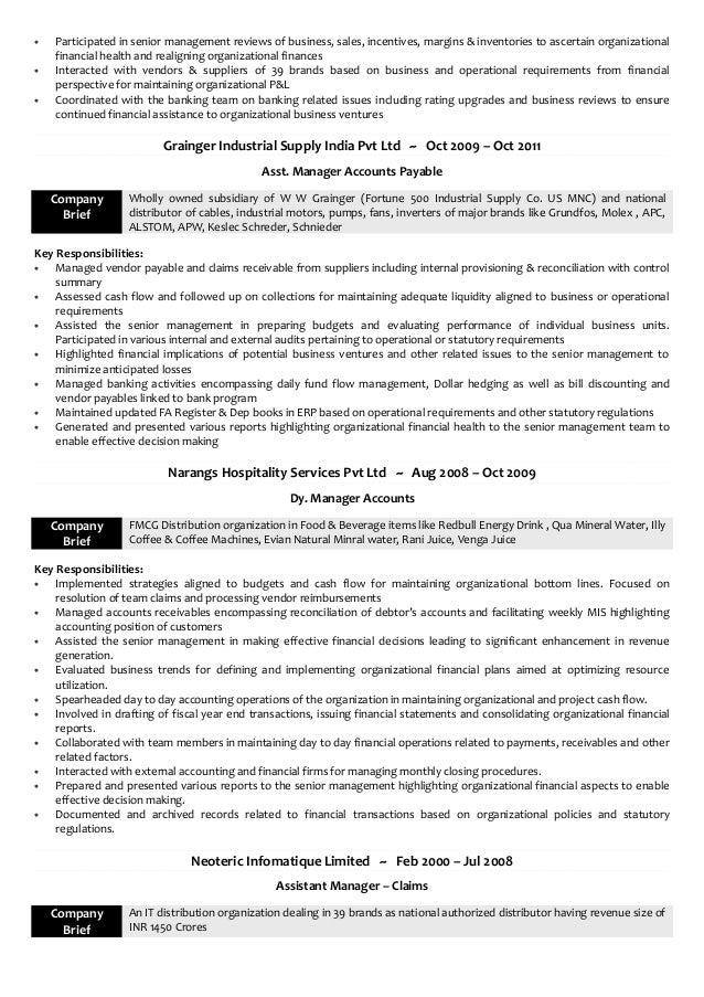 Attractive V Energy Drink Resume Festooning - Administrative Officer ...