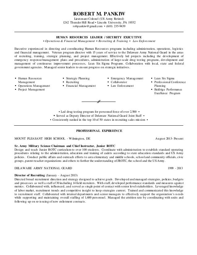 Robert Pankiw Resume (CB)