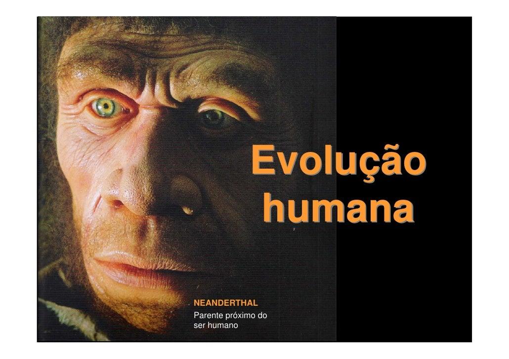 6454529 evolucao-humana