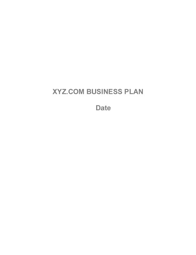 Business plan for medical equipment distributors