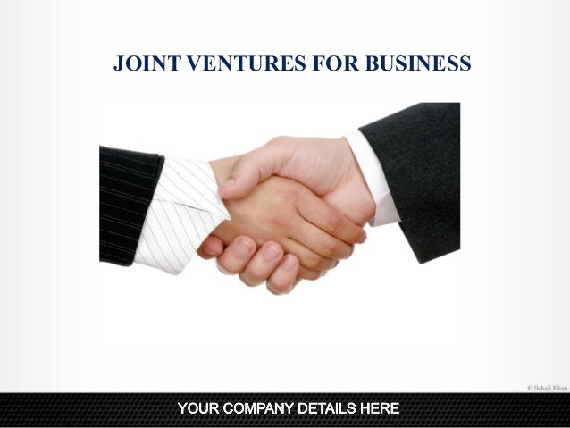 Joint venture blueprint for success the jv doctor malvernweather
