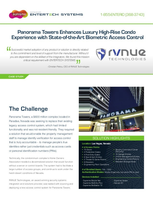 Luxor technologies case study 1 5