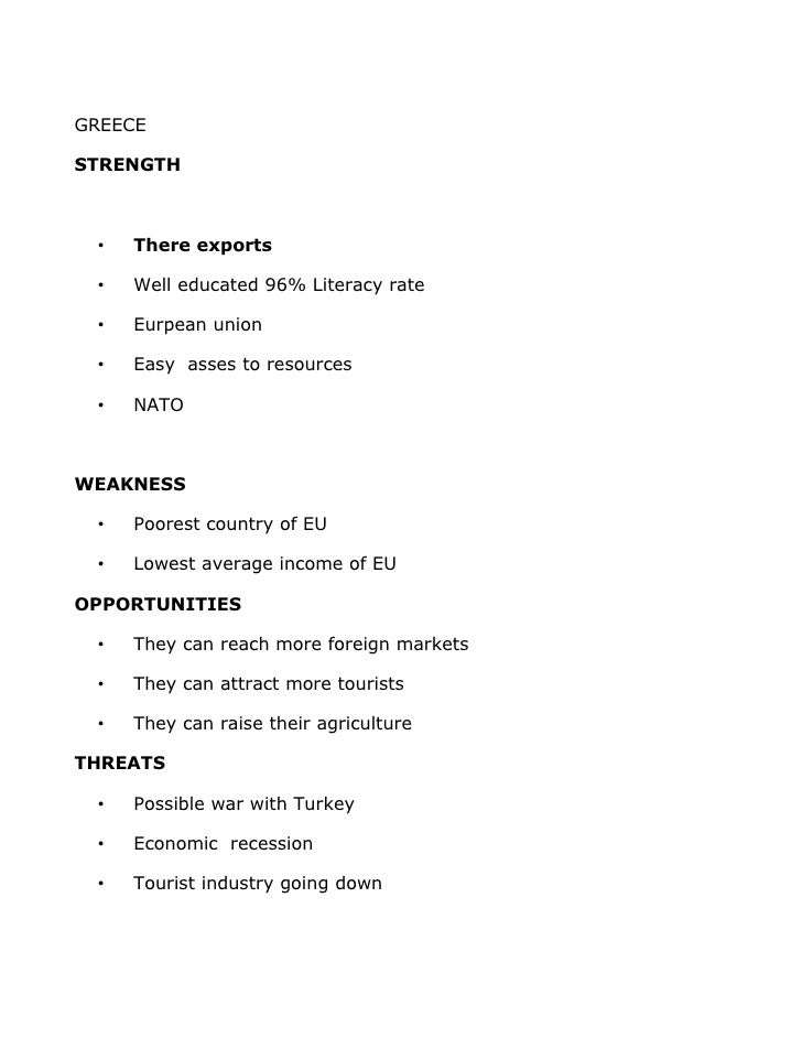 swot analysis of egypt air The objectives of a swot analysis are to build on your strengths and minimize your weaknesses this sample swot analysis for the plumbing, heating & air conditioning.