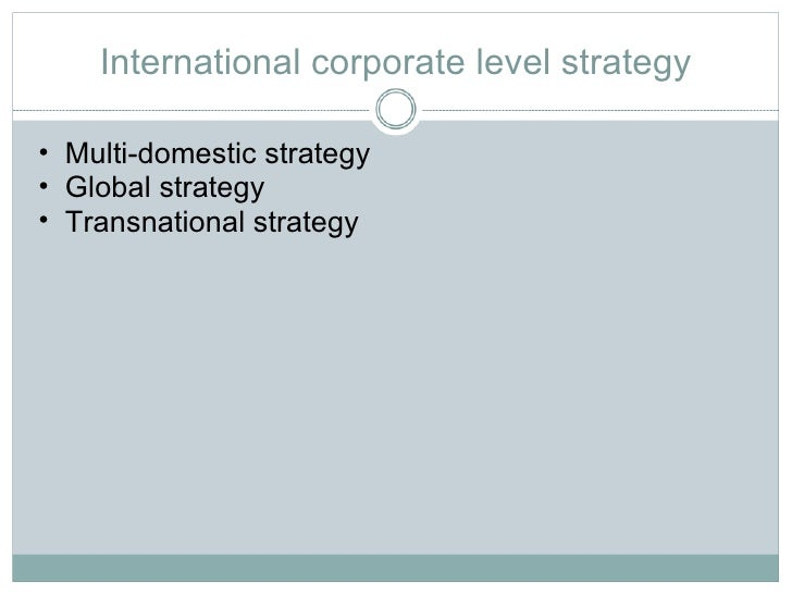 ibm corporate level strategy essay Essay review: porter on strategy  michael porter is offered many opportunities to express his views on the processes of corporate strategy  ibm lagged far.