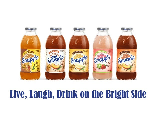 Snapple bottle cap prizes