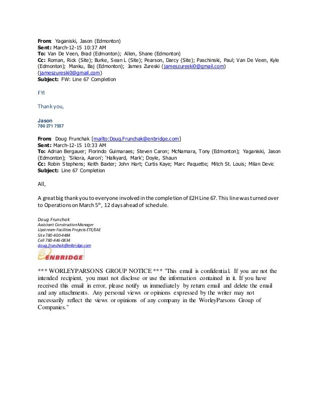 Sample Interview Thank You Letter Template