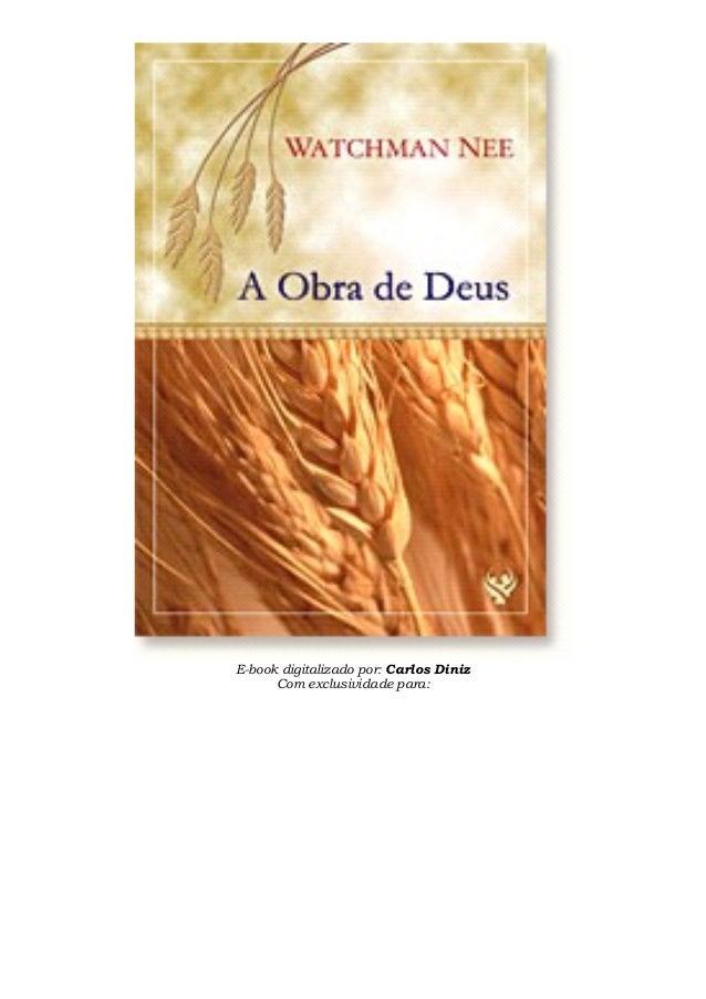 E-book digitalizado por: Carlos Diniz Com exclusividade para: