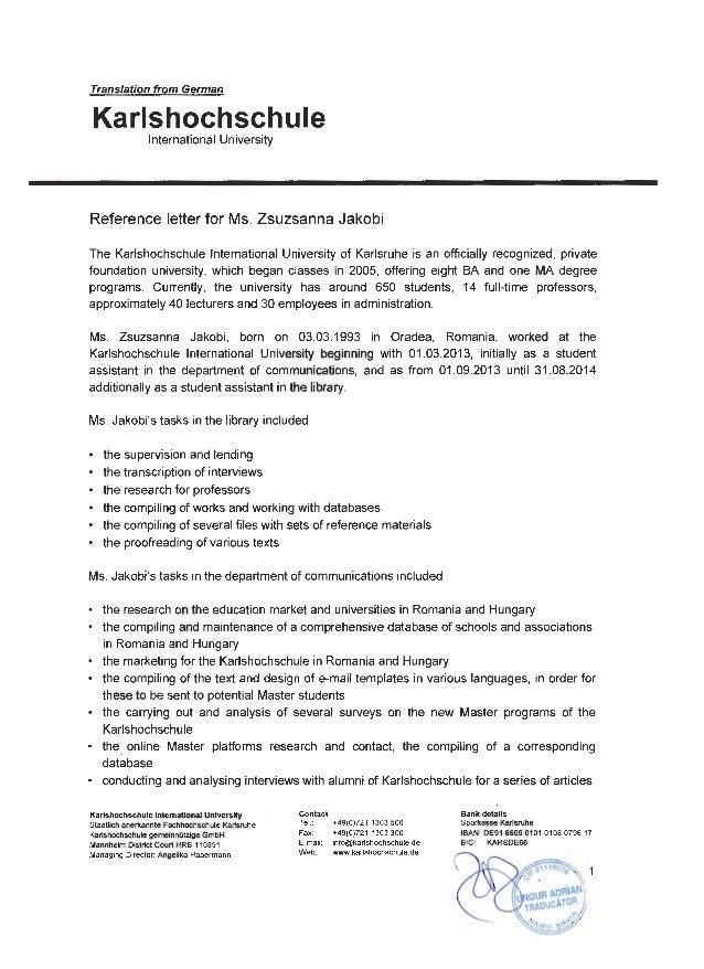 ZSJ_Karlshochschule_Reference Letter