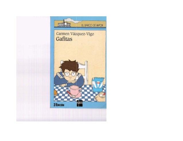 libro gafitas gratis
