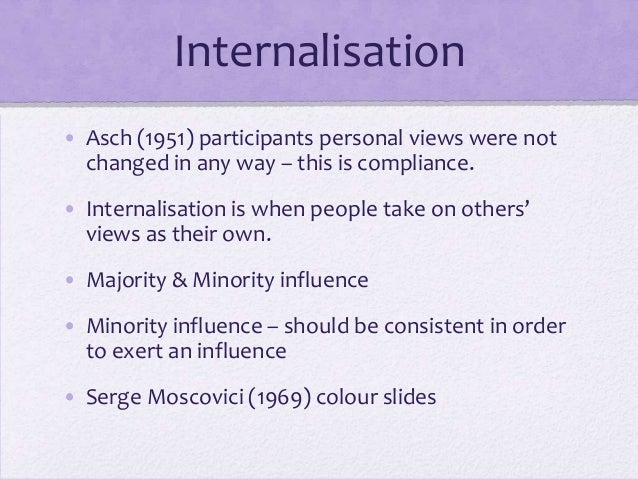 Social Influence, Conformity Bias, and the Study of Active ...