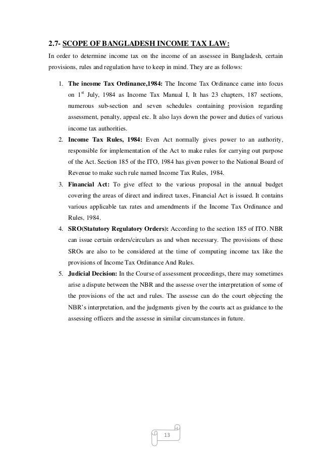 PDF) Taxation of Bangladesh