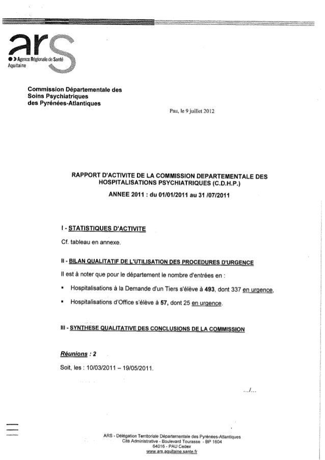 64 rapport activité 2011