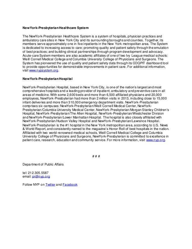 Michael Nochomovitz to Lead NYP Clinical Integration