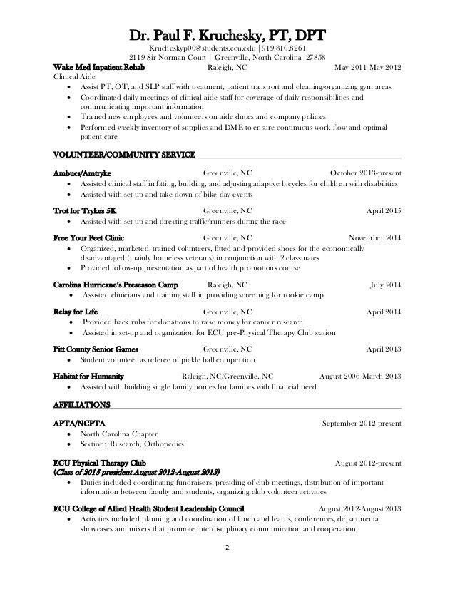 Resume - Linkedin