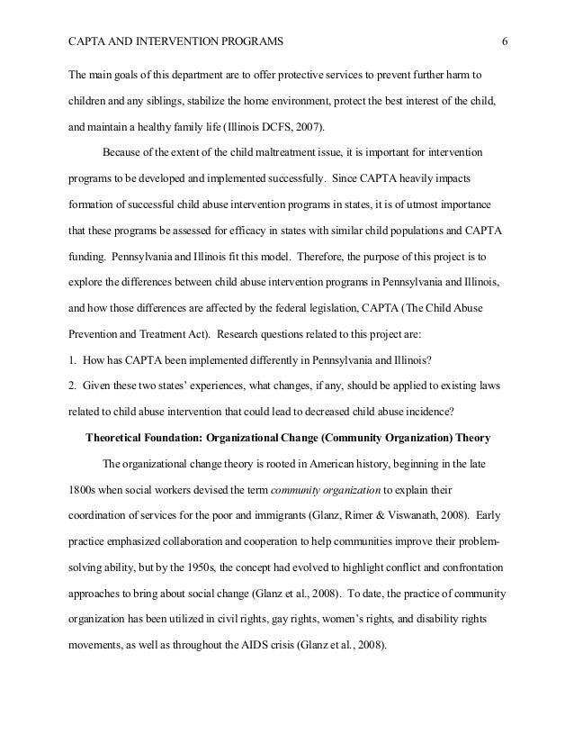 term papers on child abuse