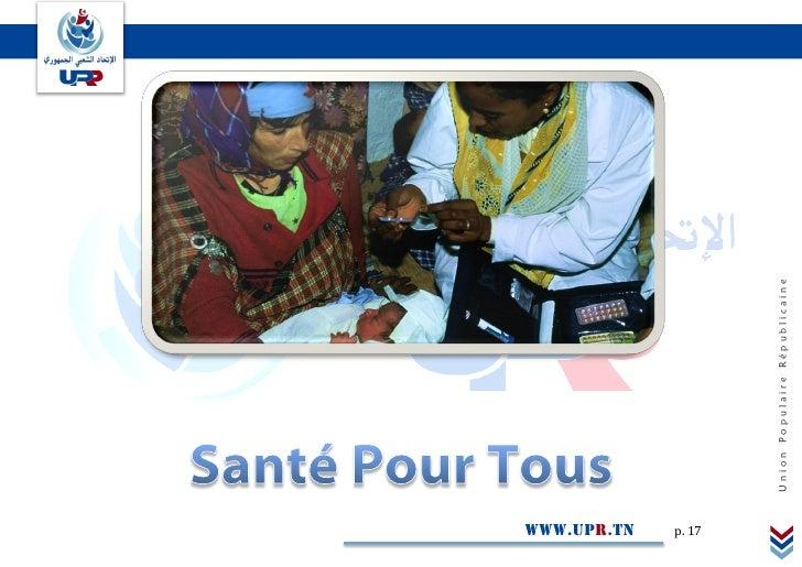 www.upr.tn p. 17             Union Populaire Républicaine