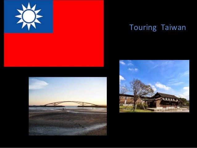 Touring Taiwan