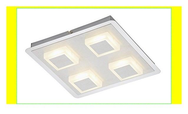 Briloner Leuchten Deckenleuchte Led Lampe Deckenlampe Led Strahle