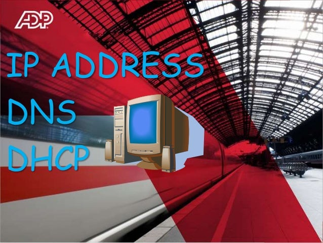 India IP ADDRESS DNS DHCP