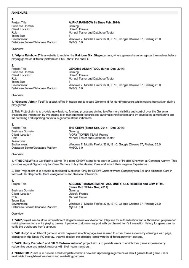 deepak dixit 3 year resume