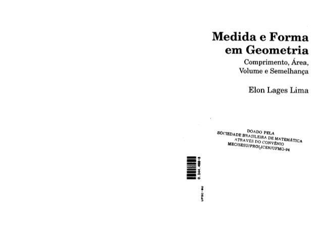 65863673 medida-e-forma-em-geometria-elon-lages-lima