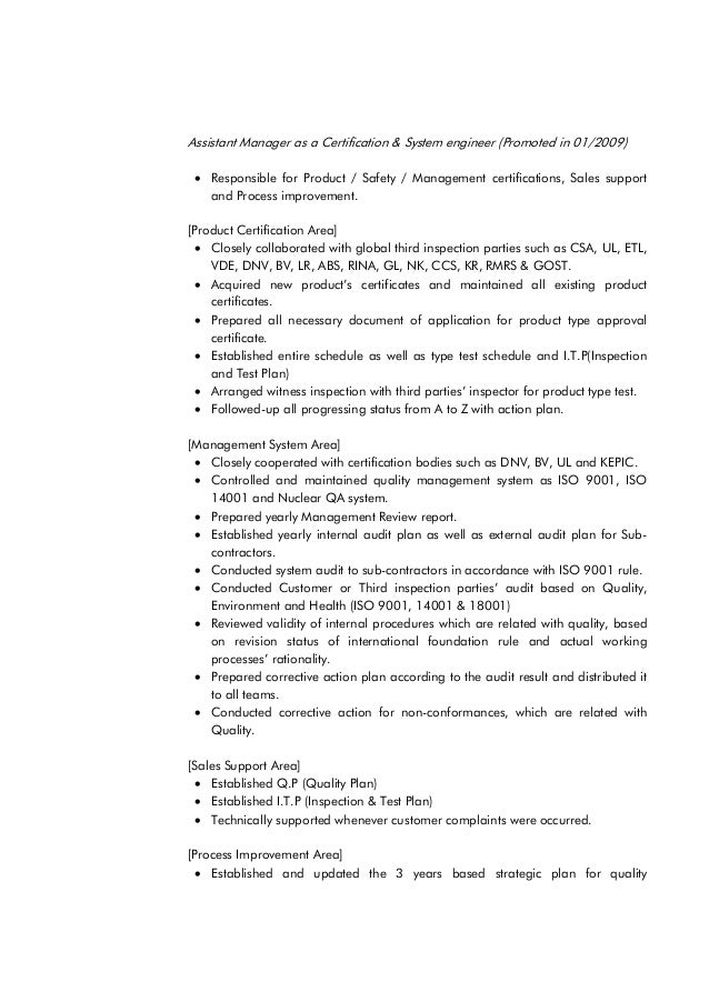 Best Functional Safety Engineer Cover Letter Pictures - Printable ...