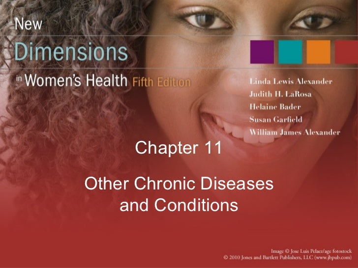 Chapter 11Other Chronic Diseases    and Conditions