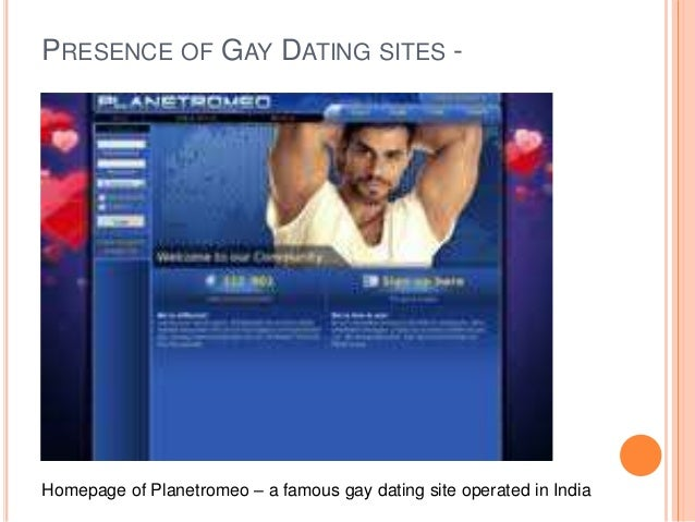 Famous gay dating sites in india