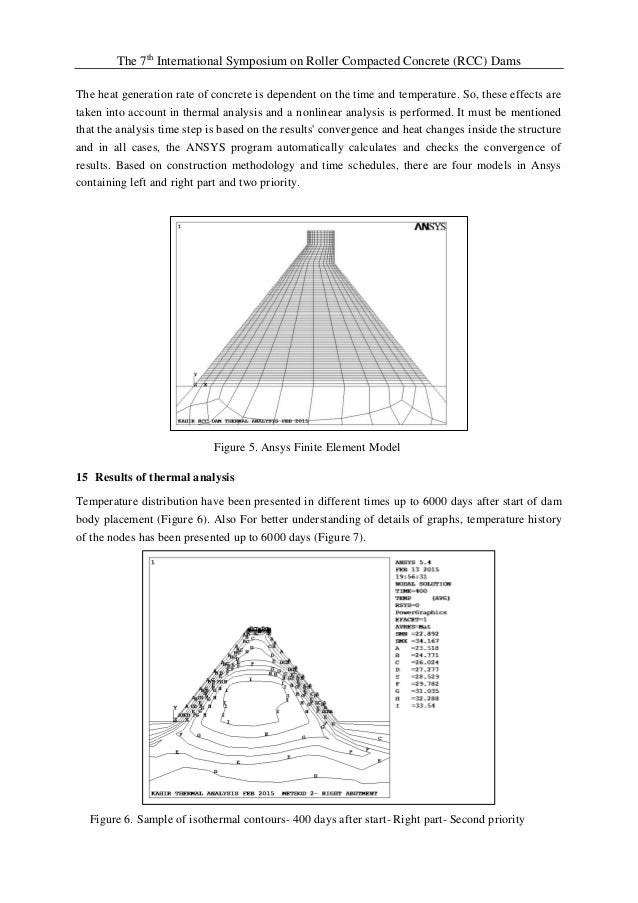 thesis on thermal analysis Thermal-mechanical analysis of targets for high volume production of molybdenum-99 using low-enriched uranium  a thesis  presented to  the faculty of the graduate school  at the university of missouri – columbia  in partial fulfillment  of the requirement for the degree.