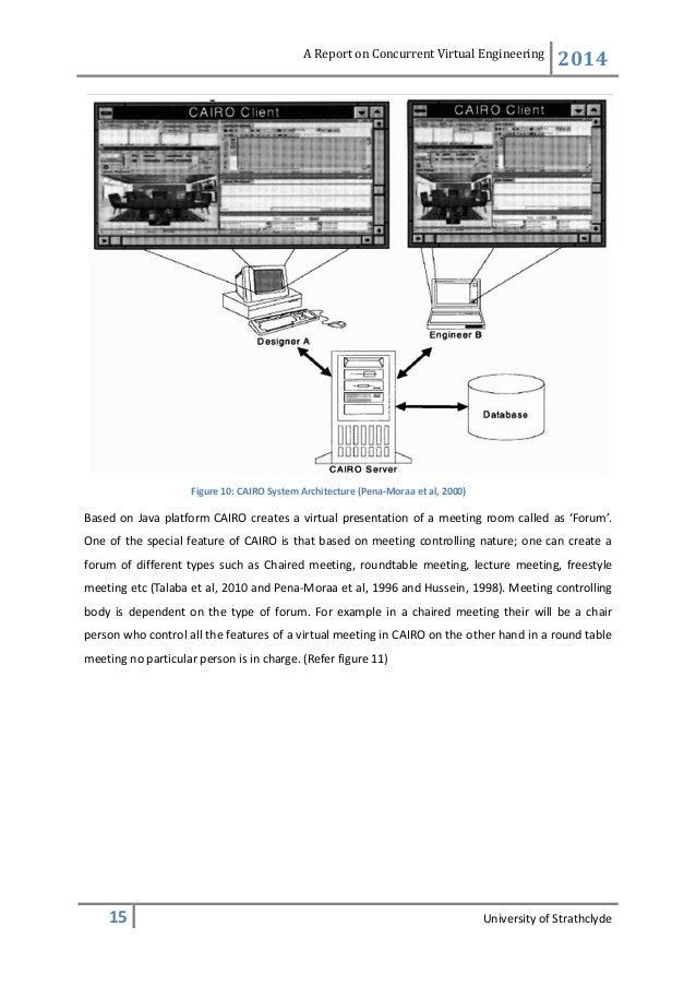 Concurrent Virtual Engineering