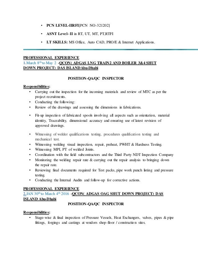 Construction Job Description Resume  Construction Job Resume