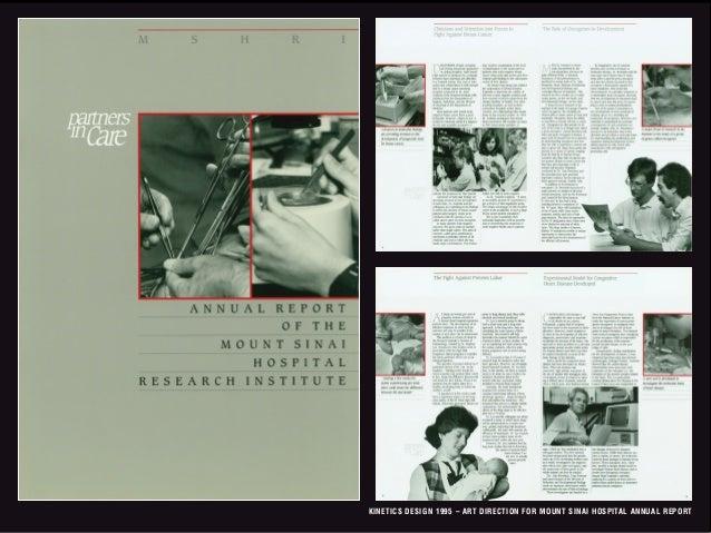 KINETICS DESIGN GRAPHIC DESIGN PORTFOLIO 1979-2014