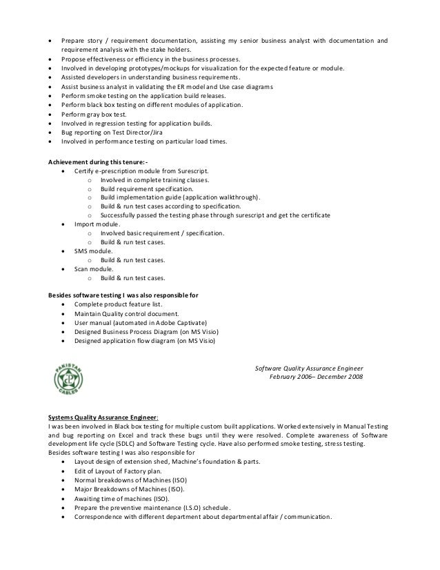  Prepare story / requirement documentation, assisting my senior business analyst with documentation and requirement analy...