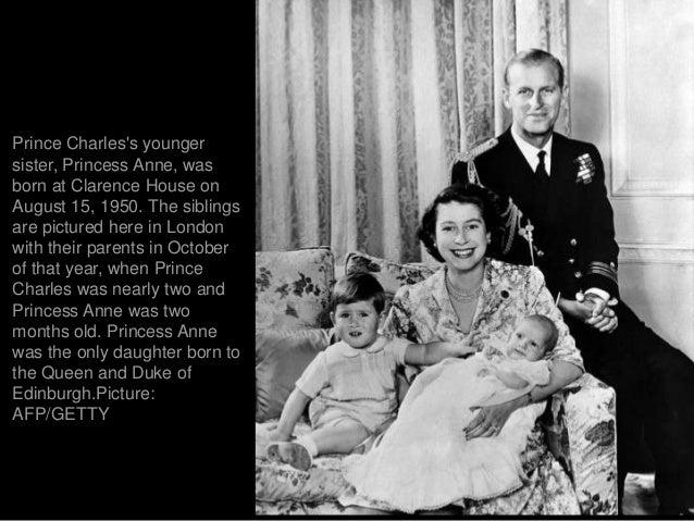 65 Years of Prince Charles Slide 2