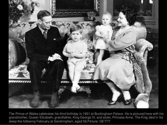 65 Years of Prince Charles Slide 3
